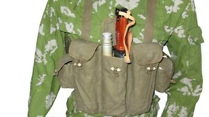 Munitions-Magazin-Weste-AK47-AK74-F-1-Sowjetunion-Afghanistan-Speznaz-Lifchik