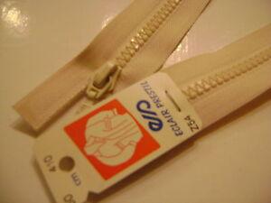 1 Fermeture Eclair Eclair Séparable Blanc Casse 410 Injectée 50 Cm N° 91 Yv Distinctive Pour Ses PropriéTéS Traditionnelles