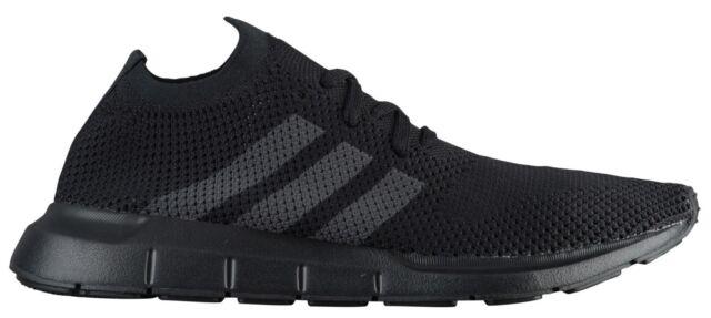 new style 79122 04fba Adidas Originals Mens SWIFT RUN PRIMEKNIT Shoes Core Black CQ2893 c