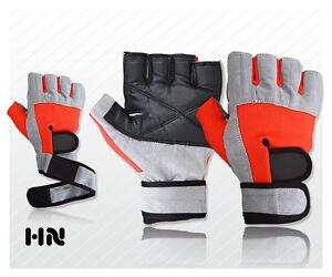 Mesh bus conduite gants en cuir haltérophilie gym cyclisme fauteuil roulant mitaines