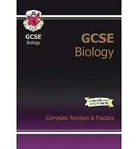 1 of 1 - GCSE Biology Complete Revision & Practice (A*-G Course) by CGP Books (Paperback,