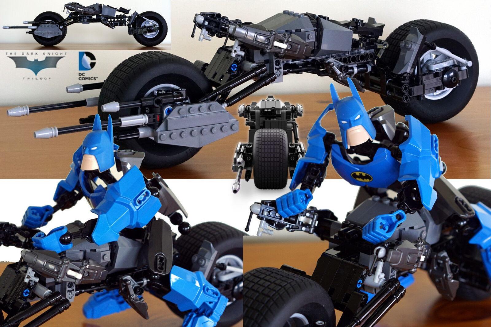 Lego DC Comics Super Heroes Dark Knight Exclusive 5004590 VIP Promotional BatPod