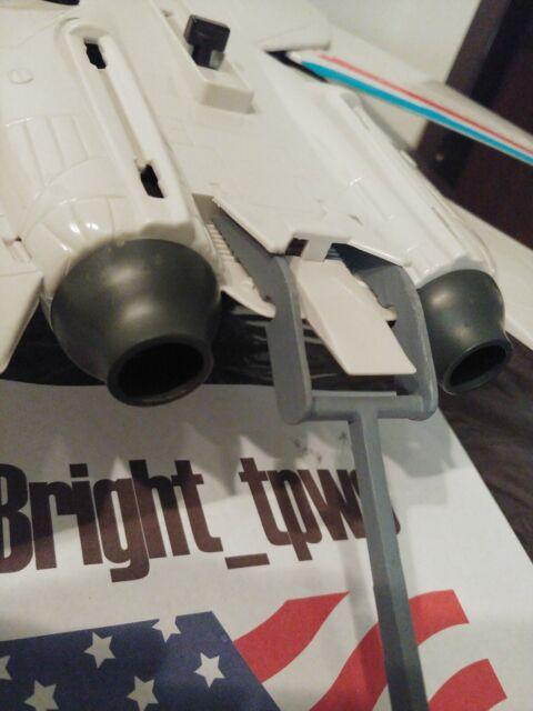 GI JOE USS FLAGG SATELLITE NV CAP SET 3D PRINTED CUSTOM