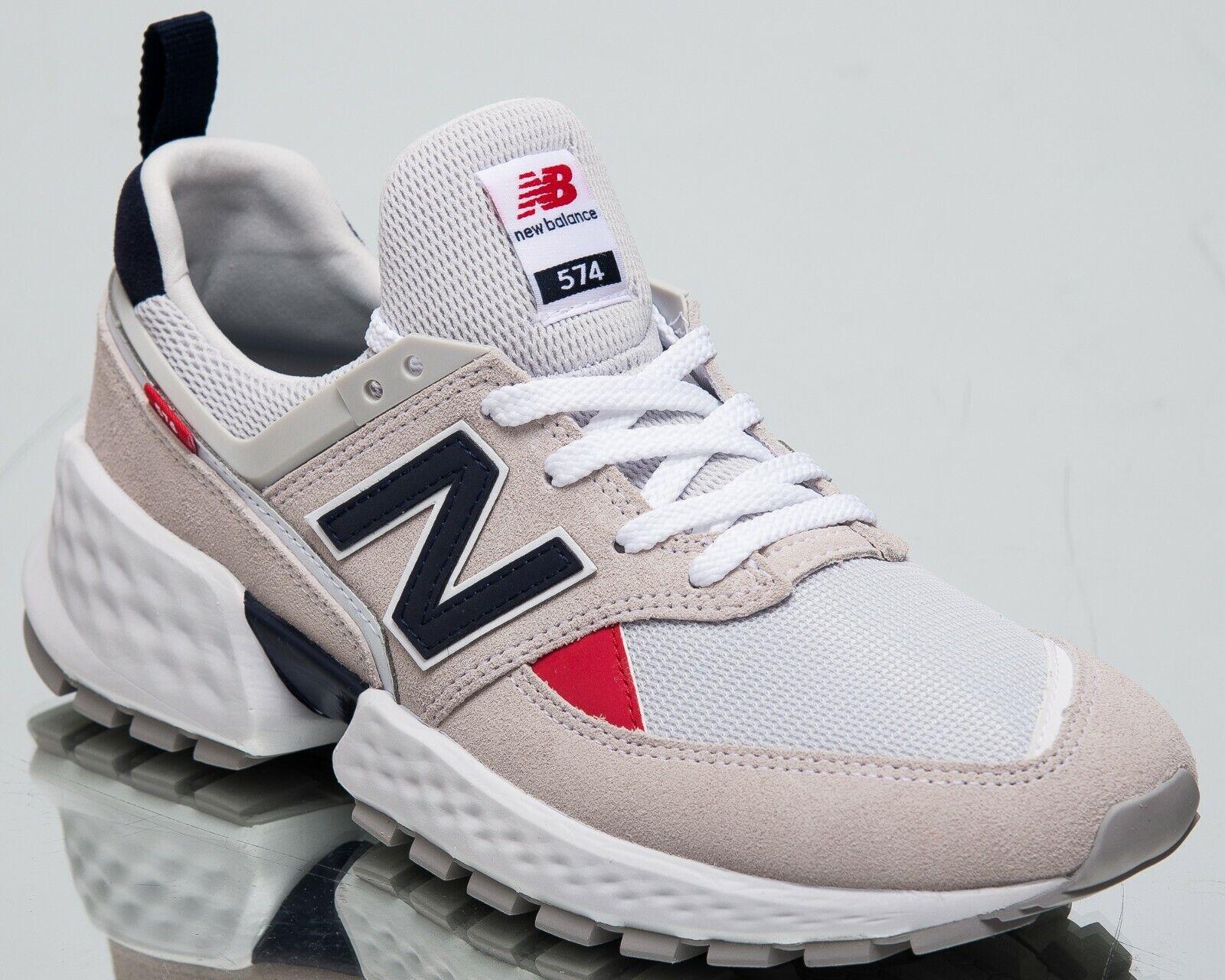 New balance 574 Sport cremosa activamente Lifestyle zapatillas ms574-gnc
