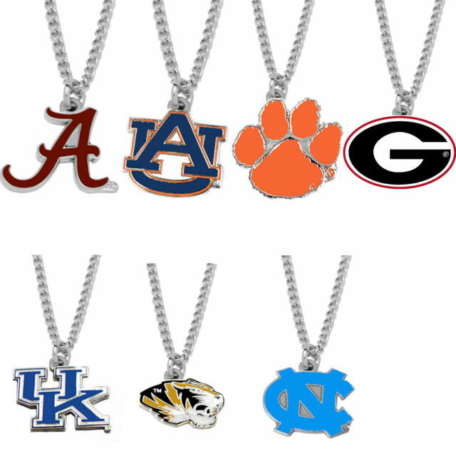 "oregon ducks licensed college football necklace dog tag 26/"" chain"