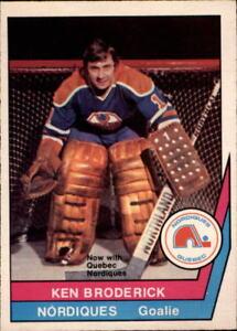 1977-78-O-Pee-Chee-WHA-Hockey-Base-Singles-Pick-Your-Cards