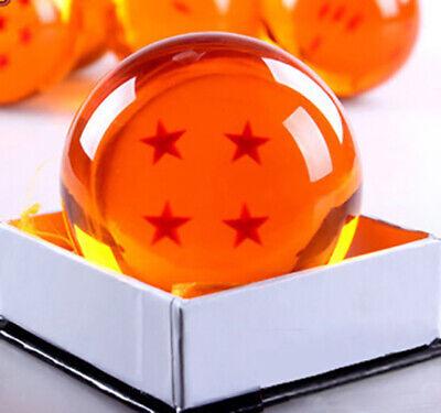 "7.5 cm Z 7th Stars Diameter Acrylic Crystal Ball Toy Dragon Ball  3/"""