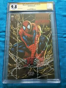 Marvel-Masterpieces-1-Marvel-CGC-SS-9-8-NM-MT-Signed-by-Joe-Jusko