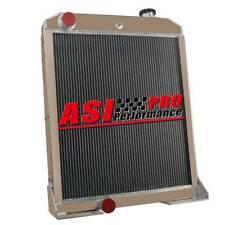 Radiator For John Deere 410b 410c 410d 415 510b C D 515 610 At146006 At169770