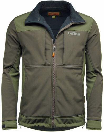 Men/'s Game Viper Softshell  Waterproof Breathable Walking Hiking Fishing Jacket