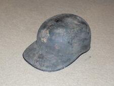 New York Yankees Wool Flocked Flapless Batting Helmet ABC 1950s