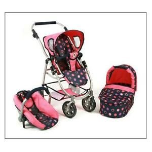 Bayer-Chic-2000-637-20-Cochecito-convertible-3-in-1-EMOTION-ALL-IN-Coral