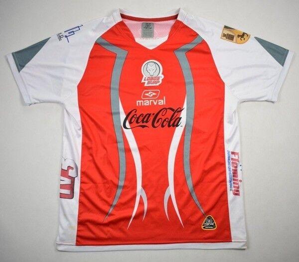 MARVAL 2012-13 LOBOS BUAP koszulka M Shirt Jersey Kit