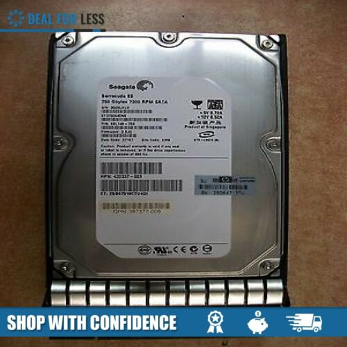 HP 750GB 7.2K rpm Hot Plug SATA 454141-003//397377-009//397377-017//432337-003
