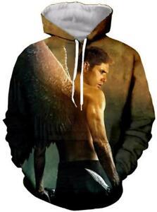 Singer Ariana Grande Funny 3D Print Hoodies Men Casual Pullover Sweatshirts Tops
