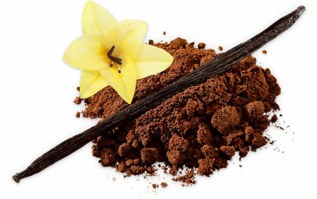 VANIGLIA Bourbon Polvere Pregiata Naturale Dolci Cucina Aroma Vanilla Planifolia