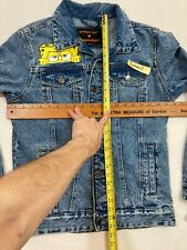 It/'s Raining Cats and Dogs denim jean jacket