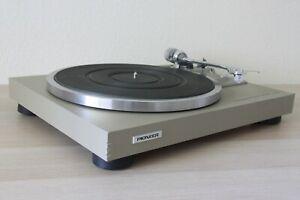 Pioneer-PL-514-Belt-Drive-Auto-Return-w-New-Cartridge-amp-Stylus-Works-Well