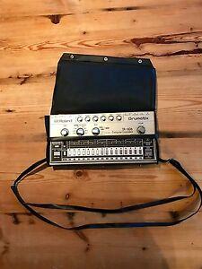 roland 606 drum machine