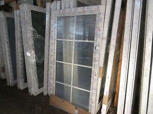 Balkontur Innenliegende Sprossen Fenster Terrassentur Mit Sprossen