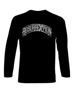T-Shirt-manica-lunga-Hip-Hop-logo-Resurrextion