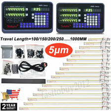 Digital Linear Scale 23axis Readout Dro Display Sensor Mill Lathe Edm Grinding