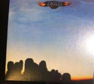 NEW-CD-Album-The-Eagles-Eagles-Self-Titled-Mini-LP-Style-card-Case