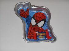 New Wilton 2004 Marvel Comics SPIDER-MAN Birthday Party CAKE PAN Mold #2105-5052
