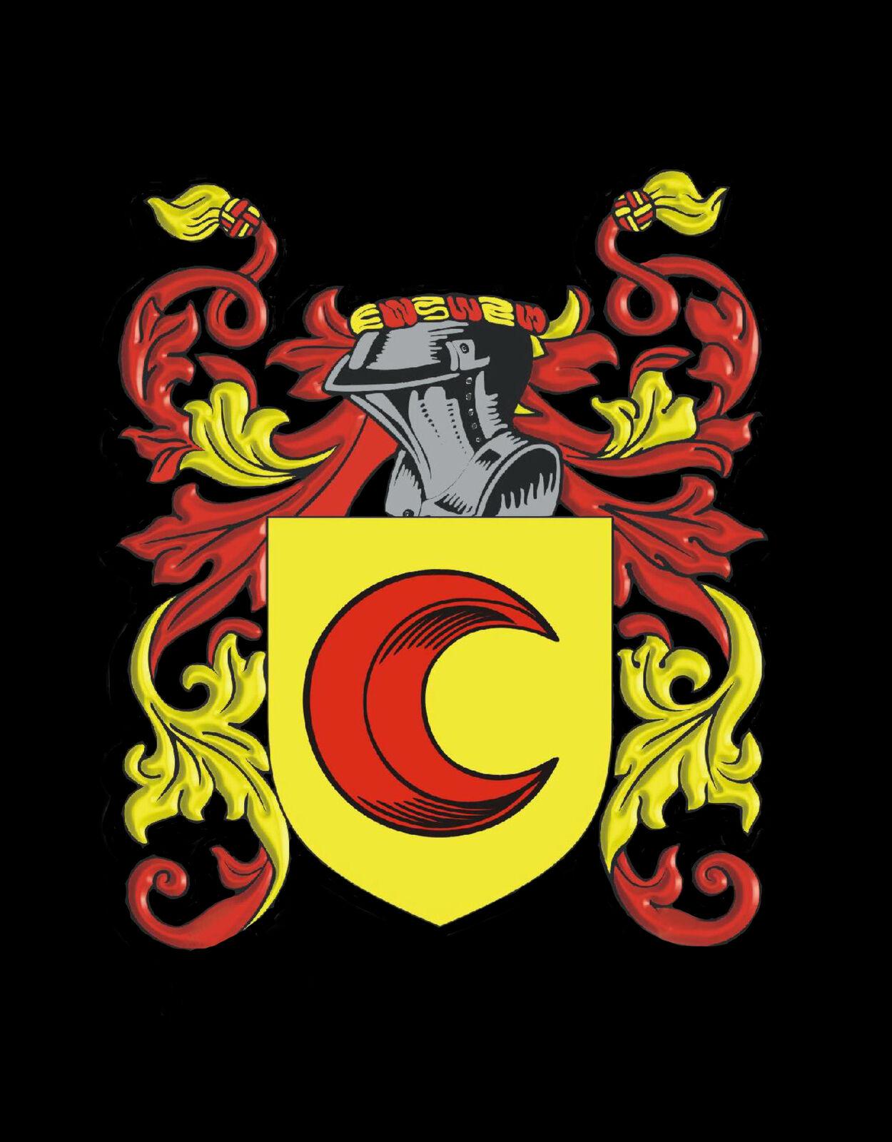 Edwin Wales Famiglia Stemma Cognome Spilla per Bavero Inciso Inciso Inciso Cofanetto Regalo 708959