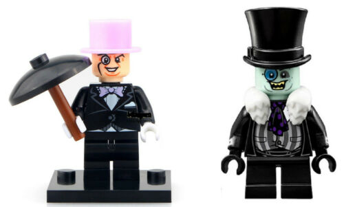 Penguin Mini Figures NEW UK Seller Fits Major Brand Blocks Bricks Batman