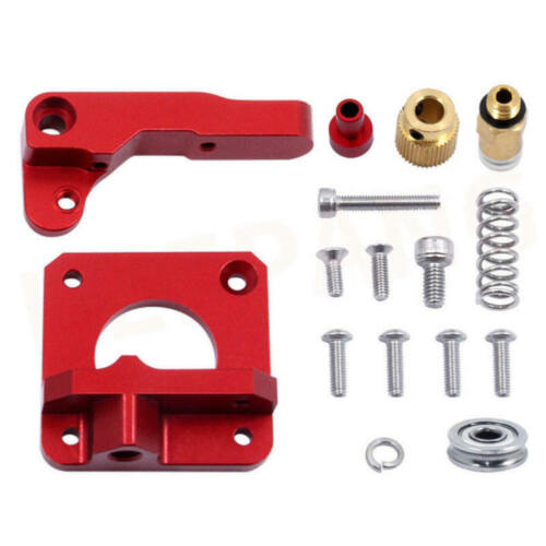 3D printer CR10 full metal remote extruder 1.75 3mm red Printer Accessories
