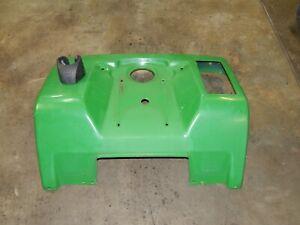 John-Deere-335-Garden-Tractor-Rear-Fender-Pan-2-USED-LOCAL-PICKUP