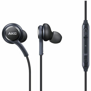 original samsung galaxy s8 plus s9 akg stereo headset kopfh rer in ear remote ebay. Black Bedroom Furniture Sets. Home Design Ideas