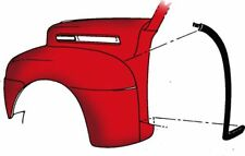 1948 1949 1950 1951 1952 Ford pickup / Ford truck cowl to fender seal pair