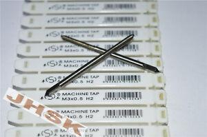 left hand reverse wire taps (2pcs)4mm x 0.7 Metric HSS Tap M4 x 0.7mm