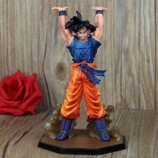 New ON Box Anime Dragon Ball Z Character Son Goku Spirit Bomb Battle Figure Toys
