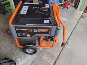Generac Portable Generator XG10000E