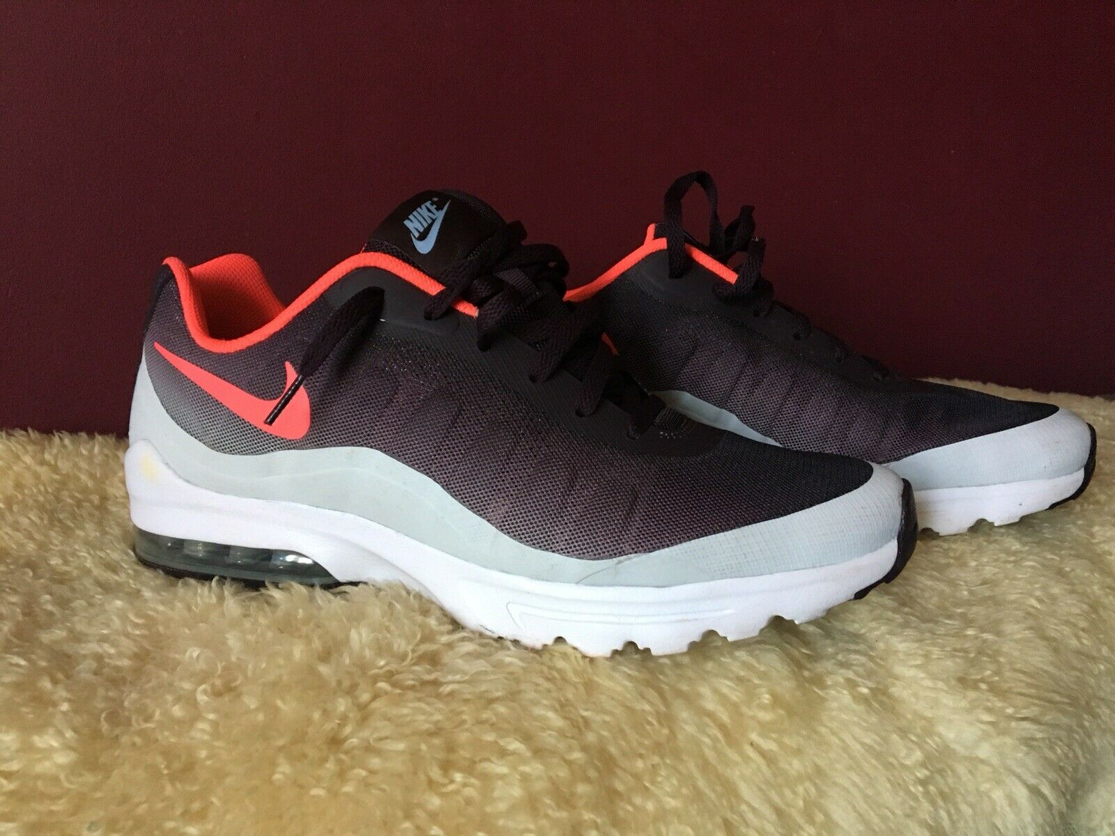 NIKE AIR Max 2017 Men's Running shoes (49688-601) Size US 13