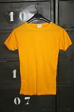 Sous Vêtement - Tee Shirt Homme TIM Dropnyl jaune Taille 2 Vintage neuf