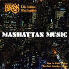 Manhattan Music von Canadian Brass & Eastman Wind Ensemble (2014)
