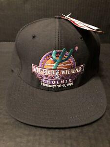 Vintage-AJD-1995-NBA-All-Star-Game-Weekend-Phoenix-Arizona-snapback-hat-NWT
