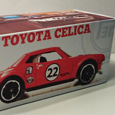 70'S TOYOTA CELICA | CUSTOM GARAGE BOX  | HOT WHEELS | #24 |