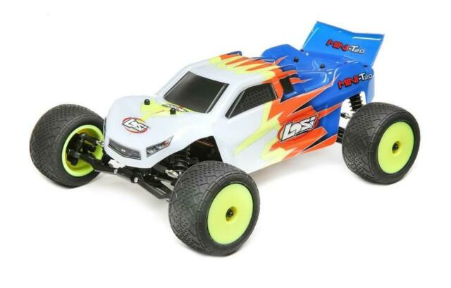 Losi Micro T Stadium Rtr Radio Controlled Truck For Sale Online Ebay
