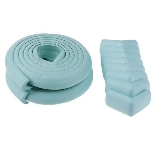 2x2m mit 8corner Schutztisch Möbelkantenschutz für kindersichereYE