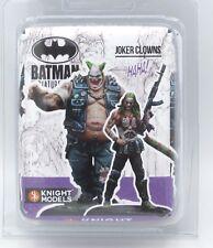 Batman 35DC218 Johnny Quick Resina Knight Models Sindicato Do Crime Multiverse