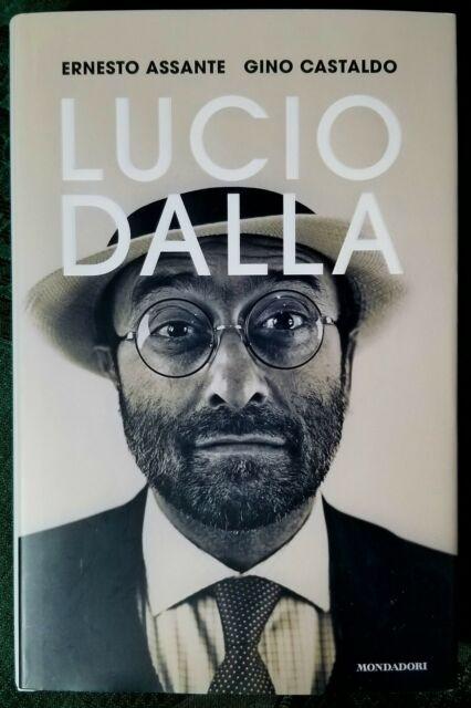 LUCIO DALLA - ASSANTE CASTALDO - MONDADORI Collezione Vivavoce 1^ Edizione 2021