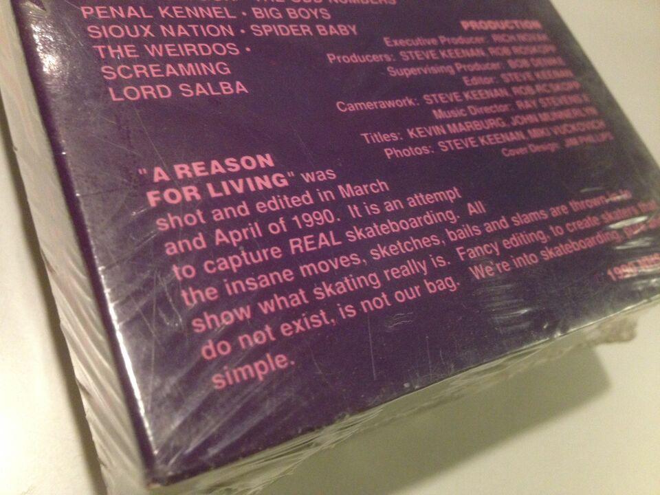 Anden genre, SANTA CRUZ - A Reason For Living