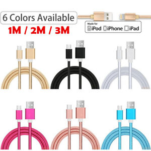 Extra-Long-USB-Data-Sync-Charger-Cable-for-Apple-iPhone-5-SE-6-7-8-Plus-X-XS-Max