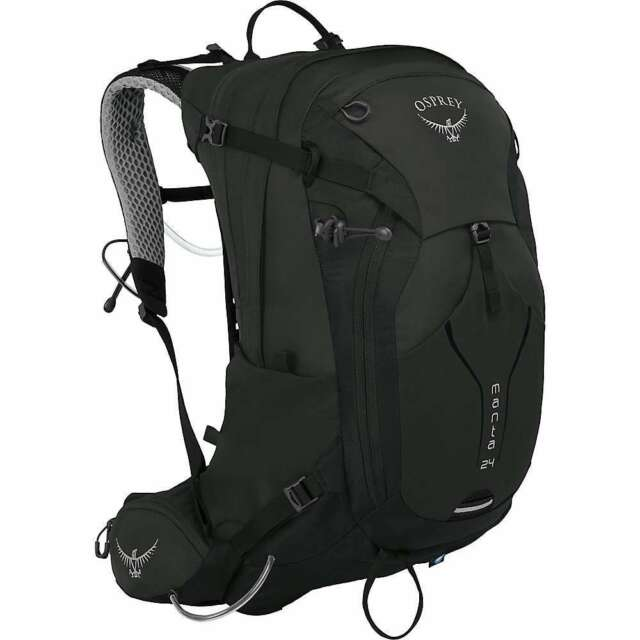 Black Cat One Size Osprey Pogo 24 Kids Rucksack