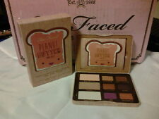 Too Faced PEANUT BUTTER & JELLY EYESHADOW COLLECTION - BNIB! W/receipt! SOLD OUT